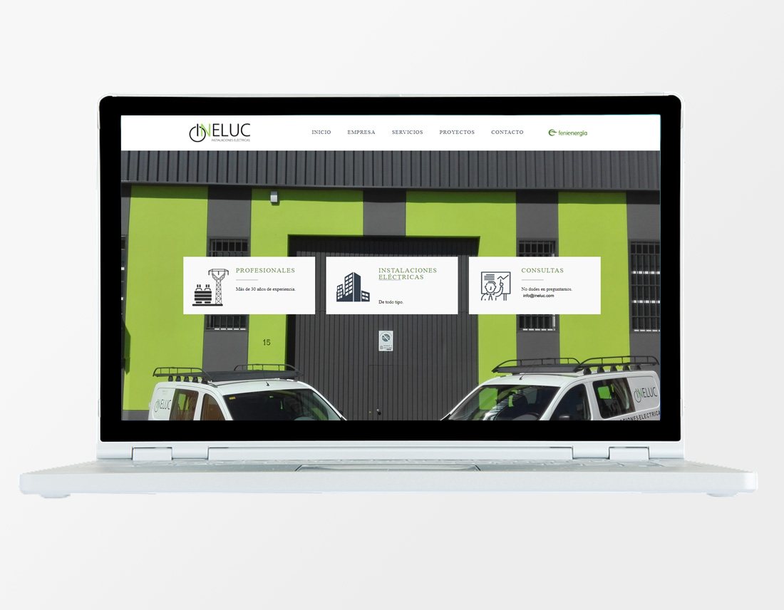 diseño web en lucena